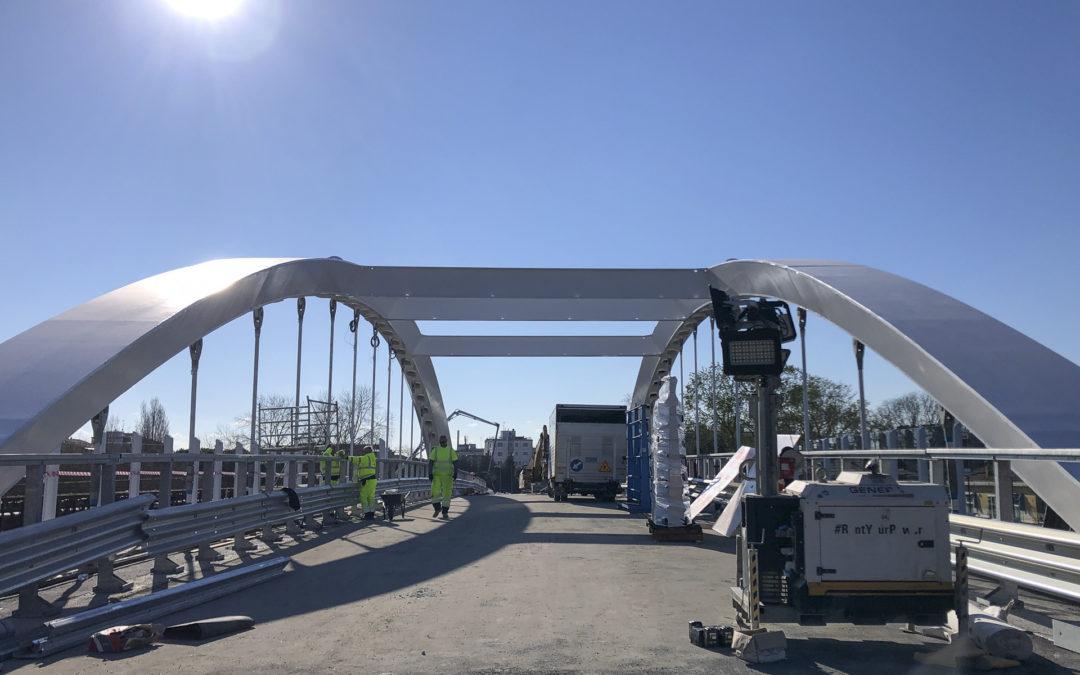 Railway overpass RFI – Ravenna